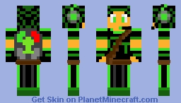 Thats Just A Theory, A Game Theory. Minecraft Skin