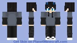 016 Hiro Comfy Minecraft Skin