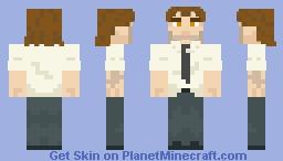 Bigby (The Wolf Among Us) Minecraft Skin