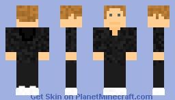 Fred Lenix Minecraft Skin