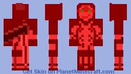 king crimson..... REQUIME Minecraft Skin