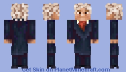 Ludwig Van Beethoven (culture contest Elicorne)Place1(wow) Minecraft Skin