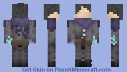 Wraith (Apex Legends) Minecraft Skin
