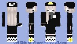 night guard Minecraft Skin