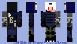 LexiCraft skin Suport By FBI Minecraft Skin