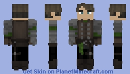 Leland [Ward] {MT} Minecraft Skin