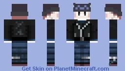 Ryoma Hoshi (Request) Minecraft Skin