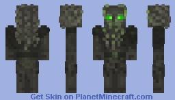Wizard(forgotten old skin updated) Minecraft Skin