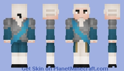 Peter III of Russia Minecraft Skin