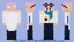 Koby [One Piece] Minecraft Skin
