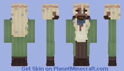 Isiah - [x] Minecraft Skin