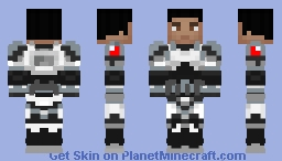104th Medic Minecraft Skin