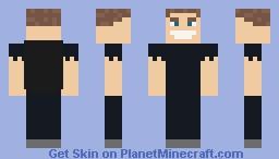 Universal Monsters: Fritz (Frankenstein 1931) Minecraft Skin