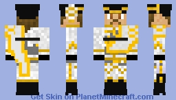 Imperial Guard Hussars Minecraft Skin
