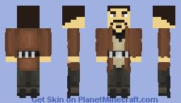 Star Wars: Echuu Shen-Jon (Galactic Battlegrounds) Minecraft Skin