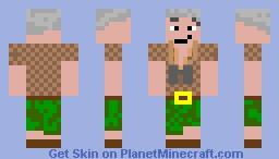 David Attencraft Minecraft Skin
