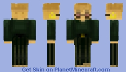 ☸ Young Rogue [First skin]  ☸ Minecraft Skin