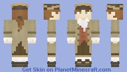 [LoTC] Colonial Ginga Minecraft Skin