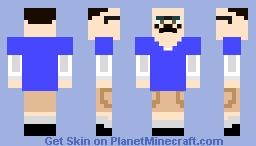 Larry Walker Minecraft Skin