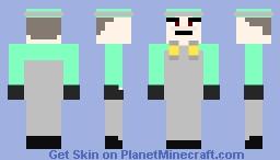Frank T. Howards Minecraft Skin