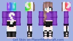 Skin Recolor Minecraft Skin