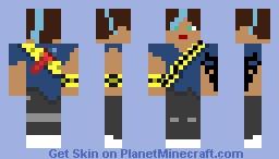 Oitenta Minecraft Skin