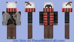 Haru Minecraft Skin