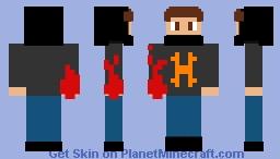 A Hypixel Player's skin Minecraft Skin