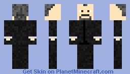 Delgado Master (Doctor Who) Minecraft Skin