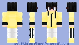 Training boy Minecraft Skin