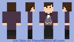 11th Doctor (Matt smith 2013) Minecraft Skin