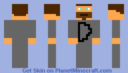 my dad Minecraft Skin