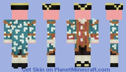 Embroidered Colonial [LOTC] Minecraft Skin