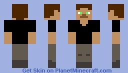 Brandon harris Minecraft Skin
