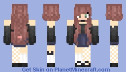 maybe i know ~ Minecraft Skin