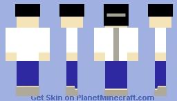 Pubg Mobile Minecraft Skin
