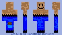 Chocolate Bar Minecraft Skin