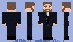Suit Jacket | Open | New Personal Skin Minecraft Skin