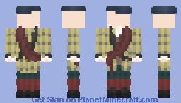 [LOTC] a lot of plaid Minecraft Skin