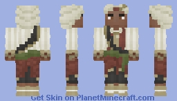 [LOTC] Arbaaz Minecraft Skin