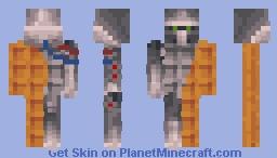 Cyber Waffle (for OCEAN_F1SH) Minecraft Skin