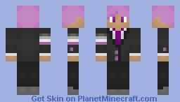 Pride Skins - Asexual