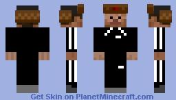 Russian Little Steve Minecraft Skin