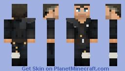 Mad Max (Beyond Thunderdome) Minecraft Skin
