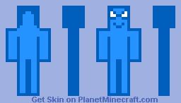 Neutronized Minecraft Skin