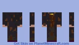 Headless Horseman [Wear Pumpkin] Minecraft Skin
