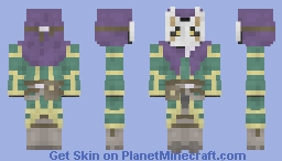 The Imposter +art [Pointy Ear Club] Minecraft Skin