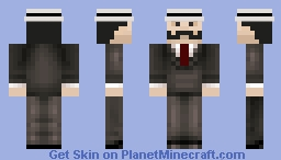 Mumbo on the park Minecraft Skin