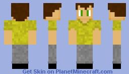 Jim Minecraft Skin