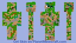 Disruptive Pattern Camo (DPC) v1 Minecraft Skin